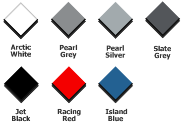 Swisstrax Sportrax color chart
